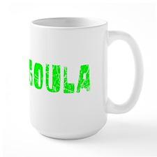 Pascagoula Faded (Green) Mug