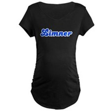 Retro Limner (Blue) T-Shirt