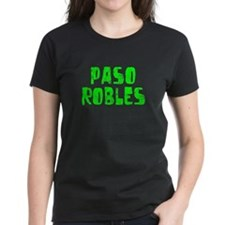 Paso Robles Faded (Green) Tee