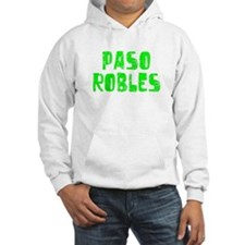 Paso Robles Faded (Green) Hoodie