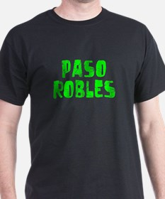 Paso Robles Faded (Green) T-Shirt