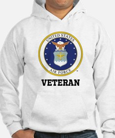 Personalized Air Force Veteran Sweatshirt