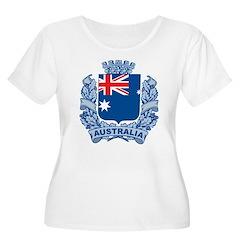 Stylish Australia Crest T-Shirt