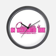 Love Is Accelerated Wall Clock