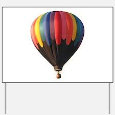 Helaine's Hot Air Balloon 1 Yard Sign