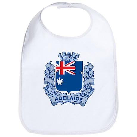 Stylish Adelaide Crest Bib