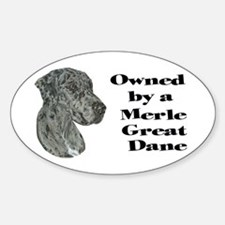 NM Owned Oval Sticker (10 pk)