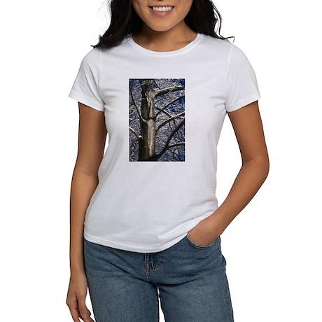 Snowy Maple Women's T-Shirt