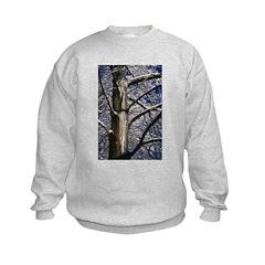 Snowy Maple Sweatshirt