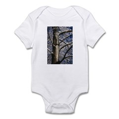 Snowy Maple Infant Bodysuit