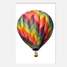Helaine's Hot Air Balloon 2 Postcards (Package of