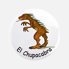 """Chupacabra 3.5"""" Button"""
