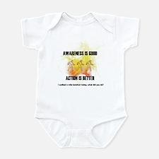 Hanson Awareness Infant Bodysuit