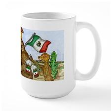 Chupacabra Cinco de Mayo Mug