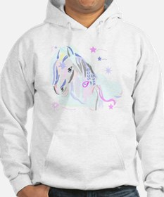 Colorful Horse2 Hoodie