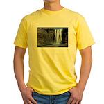 Waterfall Yellow T-Shirt