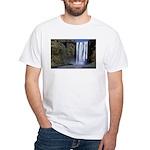 Waterfall White T-Shirt