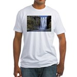 Waterfall Fitted T-Shirt