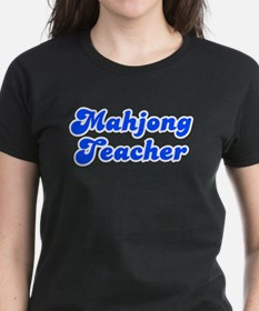 Retro Mahjong Tea.. (Blue) Tee
