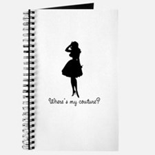 Where's my Couture? Journal