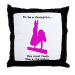 Gymnastics Pillow - Champion