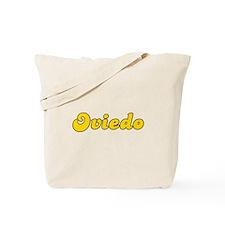 Retro Oviedo (Gold) Tote Bag
