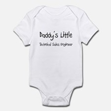 Daddy's Little Technical Sales Engineer Infant Bod
