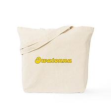 Retro Owatonna (Gold) Tote Bag