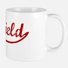 Satterfield (red vintage) Mug