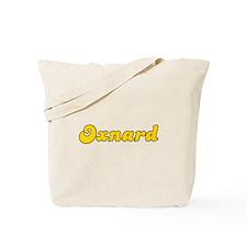 Retro Oxnard (Gold) Tote Bag