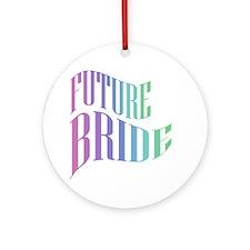 Future Bride Keepsake (Round)