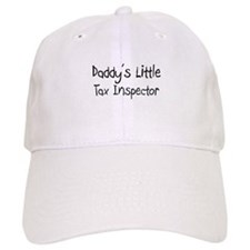 Daddy's Little Tax Inspector Baseball Cap