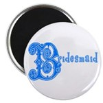 Celtic Blue Bridesmaid Magnet