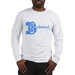 Celtic Blue Bridesmaid Long Sleeve T-Shirt