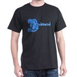 Celtic Blue Bridesmaid Dark T-Shirt