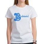 Celtic Blue Bridesmaid Women's T-Shirt