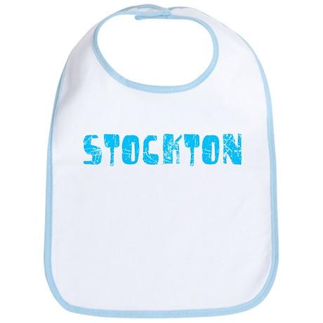 Stockton Faded (Blue) Bib