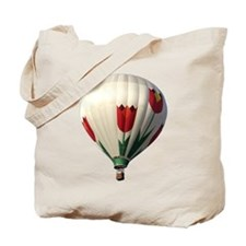 Helaine's Hot Air Balloon 6 Tote Bag