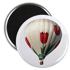 "Helaine's Hot Air Balloon 6 2.25"" Magnet (100"