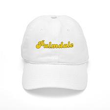 Retro Palmdale (Gold) Baseball Cap
