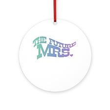 Future Mrs. Keepsake (Round)