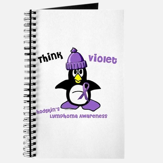 Winter Penguin 2 Hodgkin's Lymphoma Journal