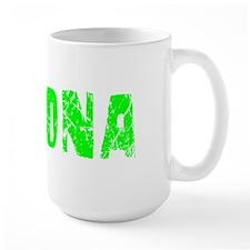 Pomona Faded (Green) Mug