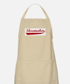 Shoemaker (red vintage) BBQ Apron