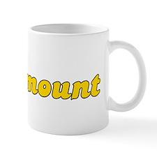 Retro Paramount (Gold) Mug