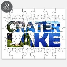 Crater Lake - Oregon Puzzle