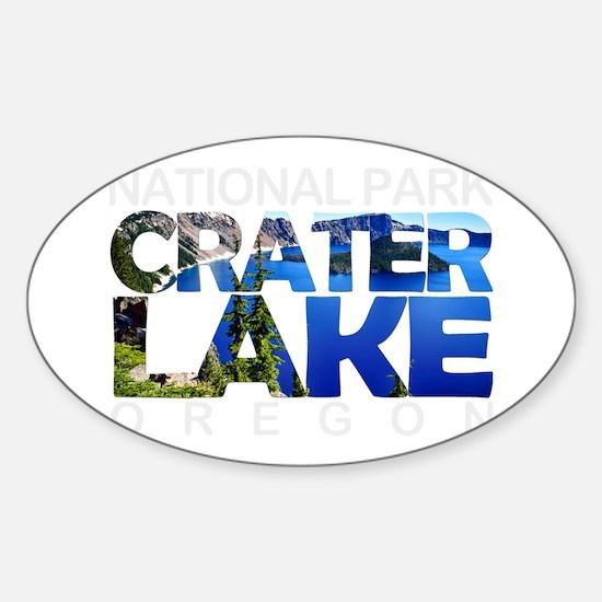 Crater Lake - Oregon Decal