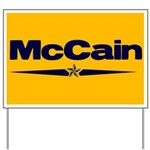 John McCain 2008 Yard Sign