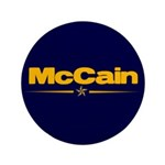 "John McCain 2008 3.5"" Button (100 pack)"