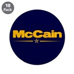 "John McCain 2008 3.5"" Button (10 pack)"